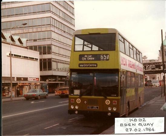 Bus Scan Ireland