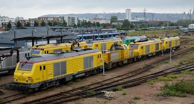 675032 & 660169 Rouen Depot 12 September 2015