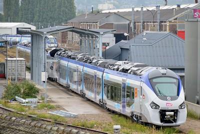 85905 Regiolis Rouen Depot 12 September 2015
